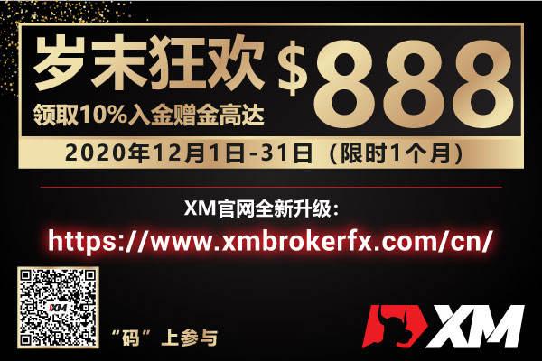 XM:独乐乐不如众乐乐 – 速来XM领取10%入金赠金啦,最高8