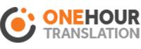 One Hour Translation